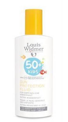 Widmer Kids Sun Protect.fluid 50 N/parf Fl 100ml