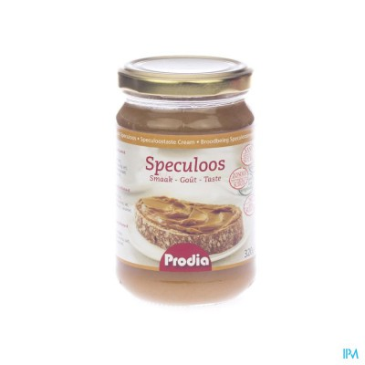 Prodia Broodbeleg Speculoos Zs Toegevoegd320g 5978