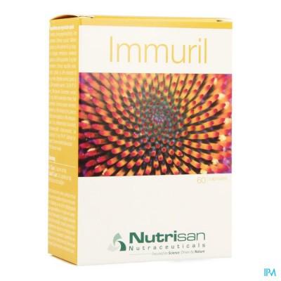 Immuril  60 V-caps Nutrisan