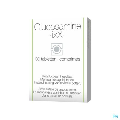 Glucosamine-ixx Tabl 30