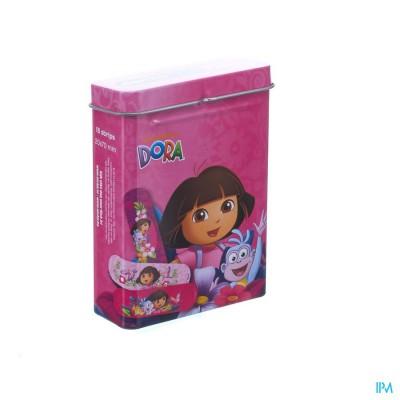 Dermo Care Dora Girls Pleister Strips 18