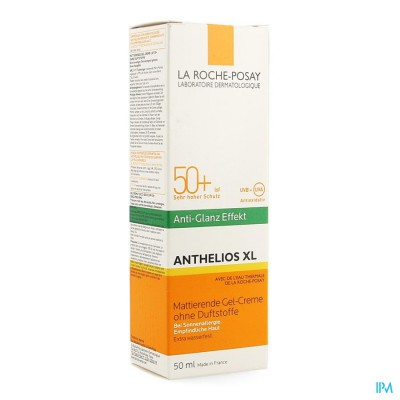 Lrp Anthelios Dry Touch Ip50+ 50ml