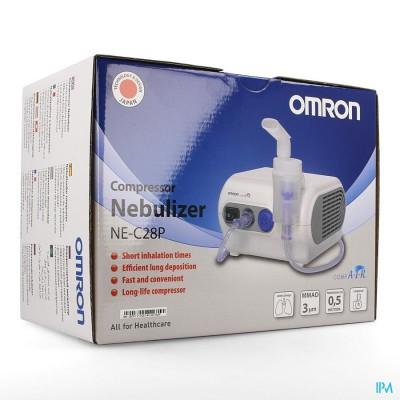 Omron Ne-c28p Compair Verstuiver-compressor+kit