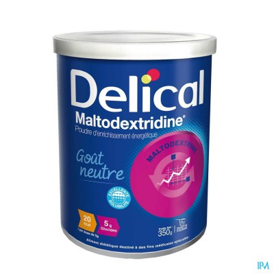 Delical Maltodextridine Pdr 350g