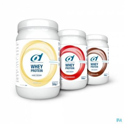 6d Whey Protein Vanilla 700g