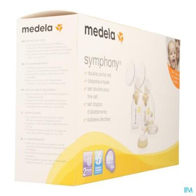 Medela Set Symphony Dubbel Borstpomp