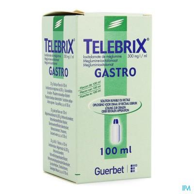 Telebrix Gastro Fl 1 X 100ml