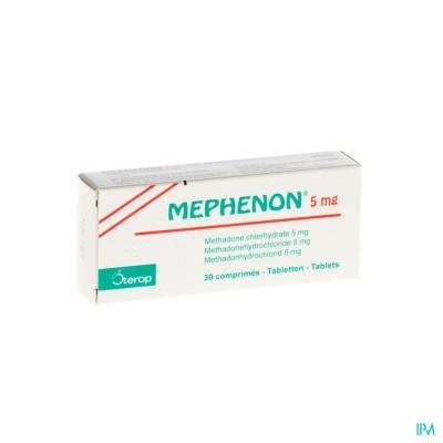 Mephenon Blister 3 X 10 Comp X 5mg