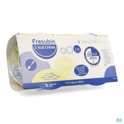 Fresubin 2 Kcal Crème 125g Vanille