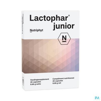 Lactophar Junior Blister Gel 2x10