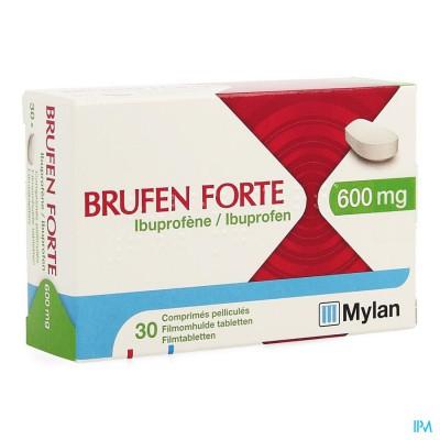 Brufen Forte 600mg Filmomh Tabl 30 X 600mg