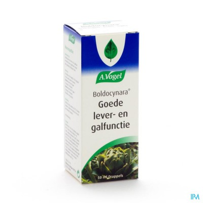 Vogel Boldocynara Gutt 50ml
