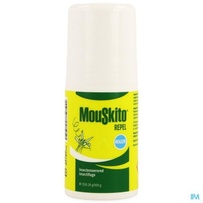 Mouskito Repel Roller Nf 75ml Verv.039013