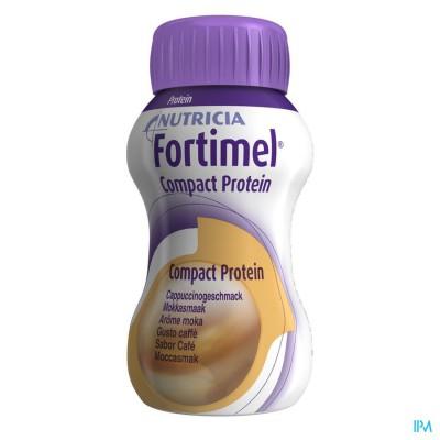 Fortimel Compact Protein Mokka 4x125ml
