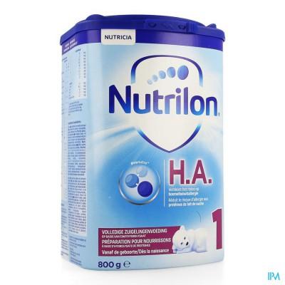 Nutrilon 1 Ha Zuigelingenmelk Pdr 800g