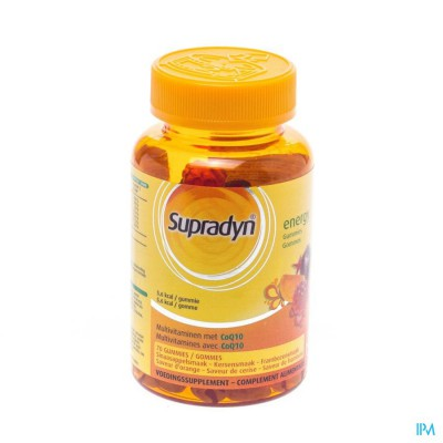 Supradyn Energy Gummies 70
