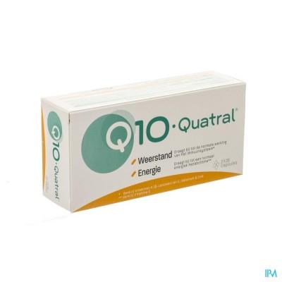Q10 Quatral Caps 2x28