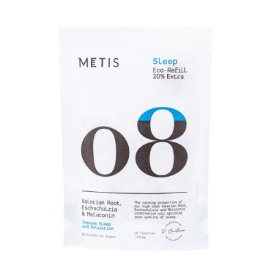 METIS SLEEP 08 REFILL V-CAPS 48