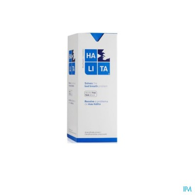 Halita Mondwater 500ml 3420