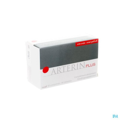 Arterin Plus Comp 90 Verv.2762870