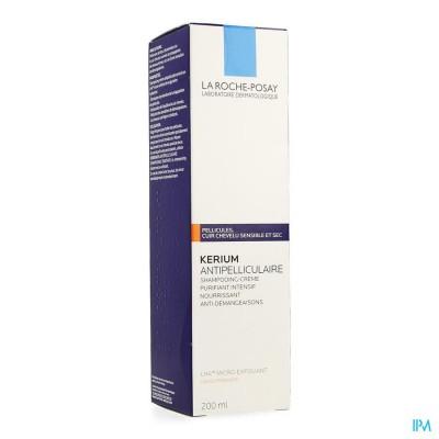 La Roche Posay Kerium Sh Creme Antipelliculaire Ps 200ml