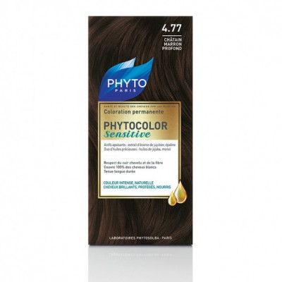 Phytocolor Sensitive 4.77 Diep Kastanjebruin