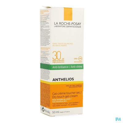 La Roche Posay Anthelios Dry Touch Ip30 50ml