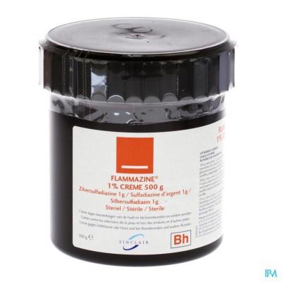 Flammazine Creme 1 X 500g 1%