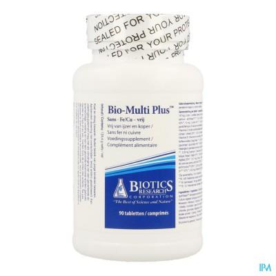 Bio Multi Plus Z/fe-cu Biotics Comp 90