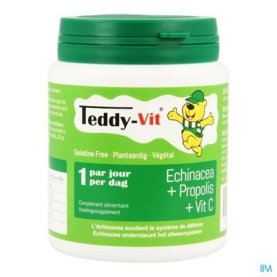 Teddy Vit Echinacea+propolis+vit C Beertjes 50