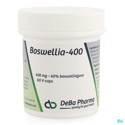 Boswellia Extract 400mg Caps 60 Deba