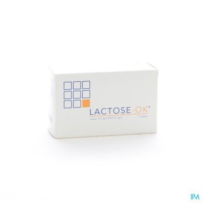 Lactose Ok Caps 75x353mg 5744