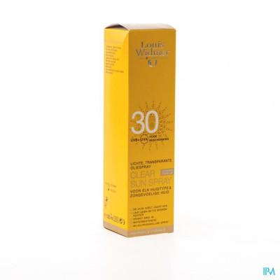 Widmer Clear Sun Ip30 N/parf Spray 125ml