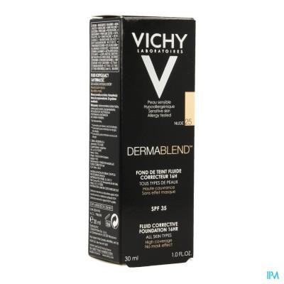 Vichy Fdt Dermablend Fluide 25 Nude 30ml