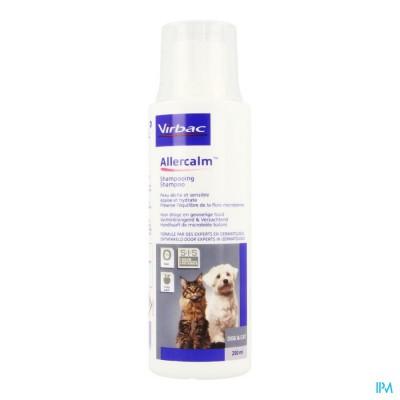 Allerderm Allercalm Sh Dermato Hond+kat 250ml