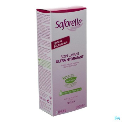 Saforelle Wasoplossing Ultra Hydra 500ml