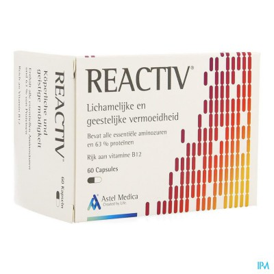 Reactiv 400mg Gel 60