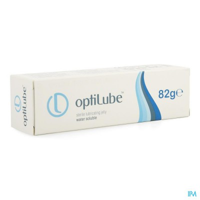 Optilube Steriel Glijmiddel Gel Tube 82g