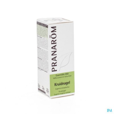 Kruidnagel Ess Olie 10ml Pranarom