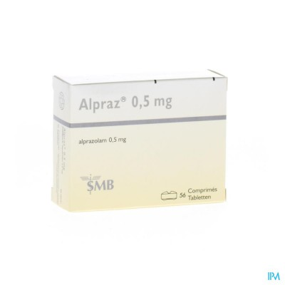 Alpraz Comp 56x0,5mg