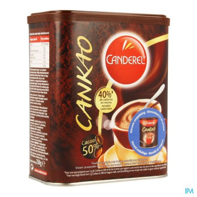 Canderel Can Kao Pdr 250g