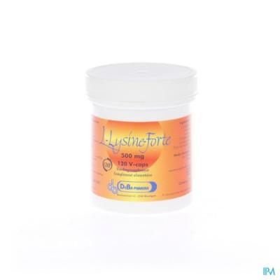 l-lysine Forte Caps 120 Deba