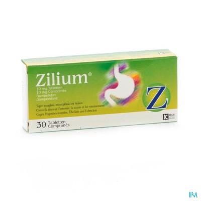 Zilium Tabl 30