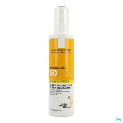 Lrp Anthelios Onzichtbare Spray Ip50+ Parfum 200ml