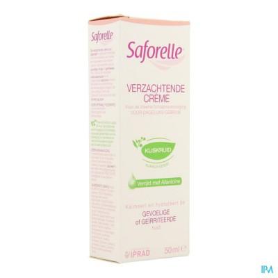Saforelle Creme Verzachtend 50ml