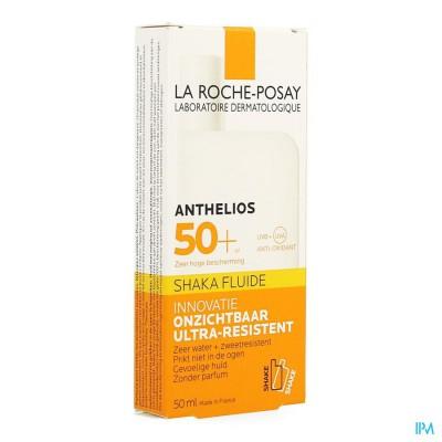 Lrp Anthelios Ultra Fluide Z/parfum Ip50+ 50ml