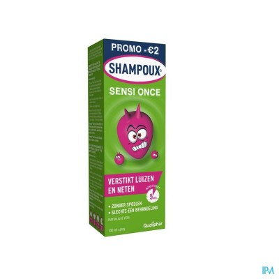 Shampoux Sensi Once Spray 100ml Promo -2€