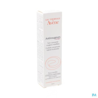 Avene Antirougeurs Fort Geconcentr.verzorg.cr 30ml