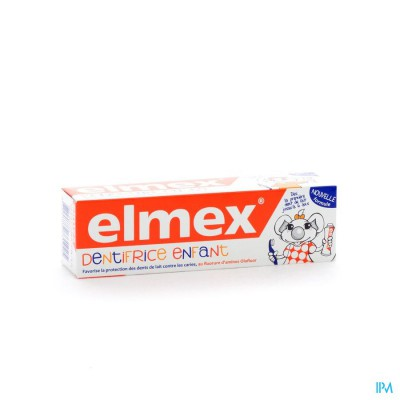 ELMEX® KINDERTANDPASTA TUBE 50ML