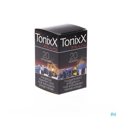 Tonixx Plus Tabl 20x1270mg